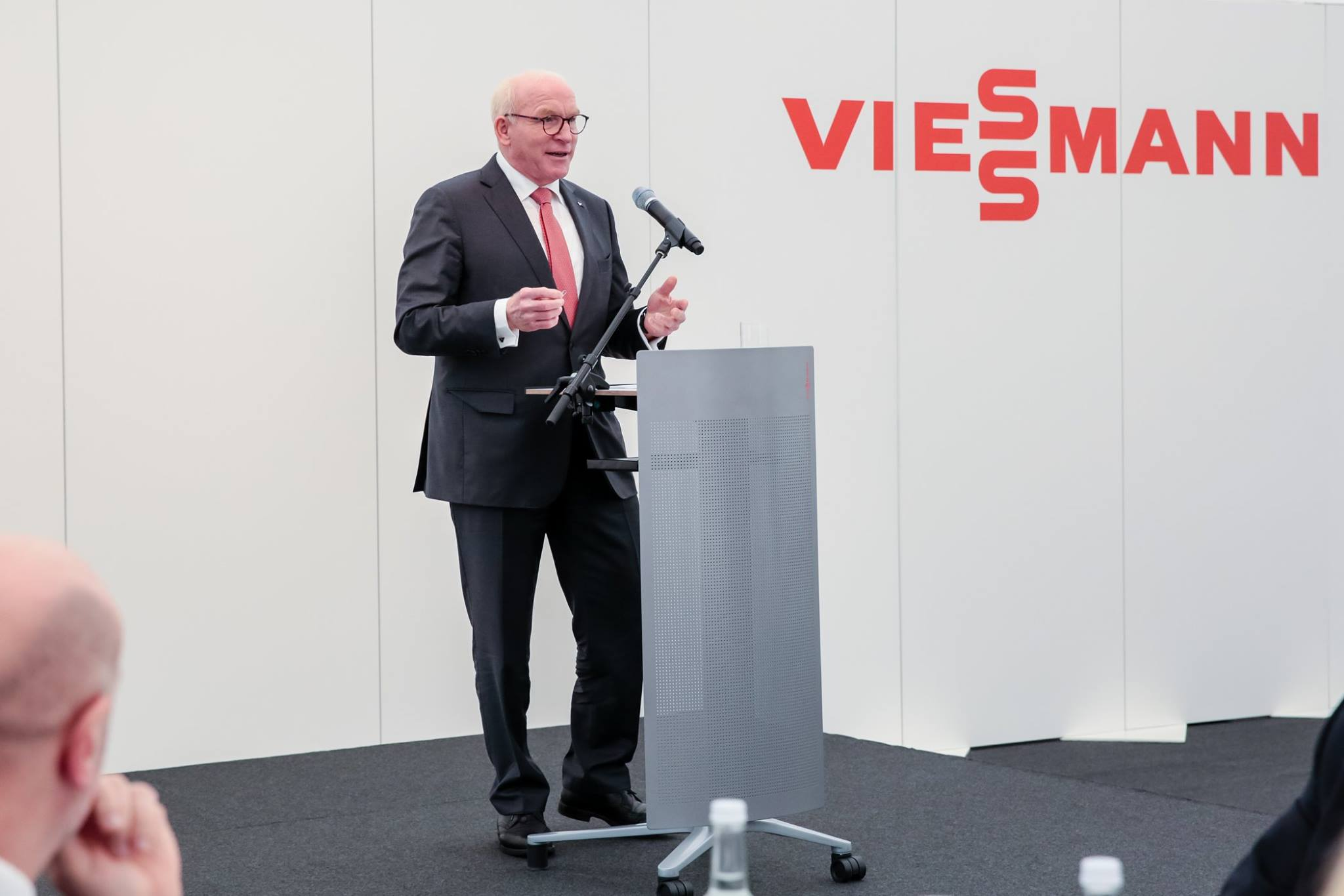 Viessmann Eröffnung